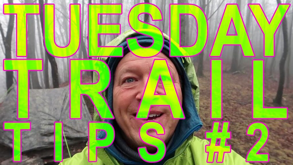 Tuesday Trail Tips - Prep Tips for the Appalachian Trail