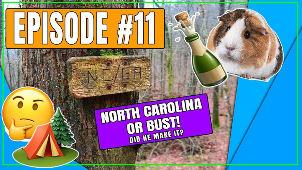 Episode 11 – North Carolina or Bust! Did He Make It?