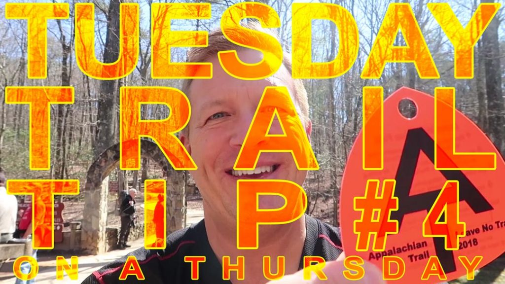 Tuesday Trail TIps (on a Thursday) - Connecting on the AT