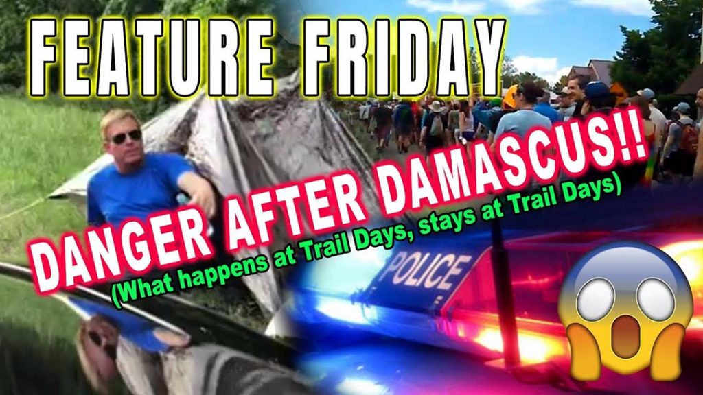 Feature Friday – Danger After Damascus