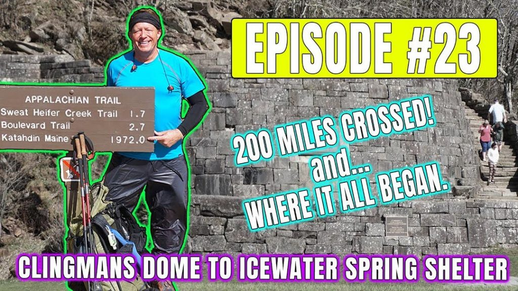 Episode 23 – 200 MILES!!! And Where The Dream Was Born